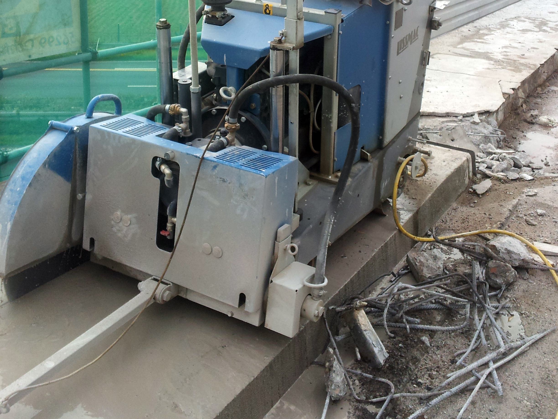 Fugenschneider (Diesel)
